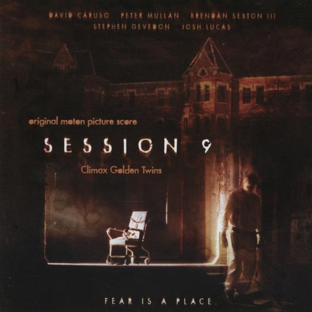 Couverture de Session 9 (Original Motion Picture Score)