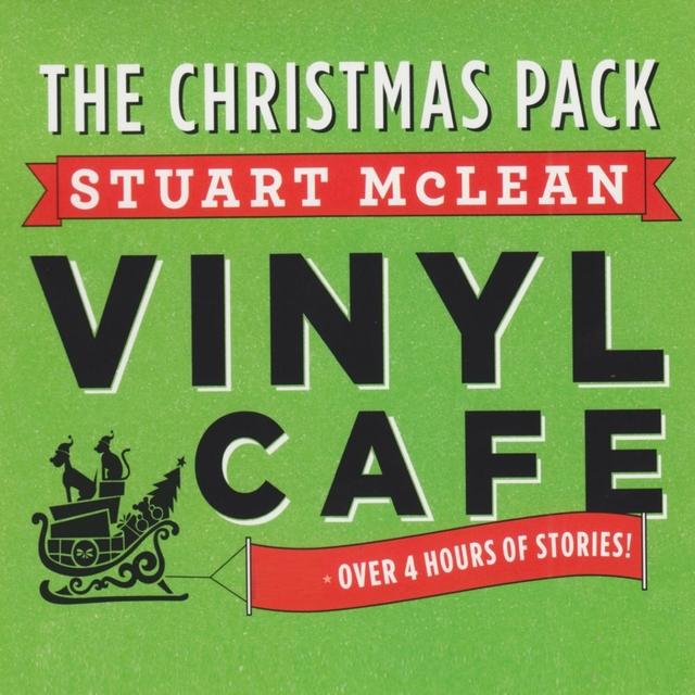 Couverture de Vinyl Cafe Christmas Pack
