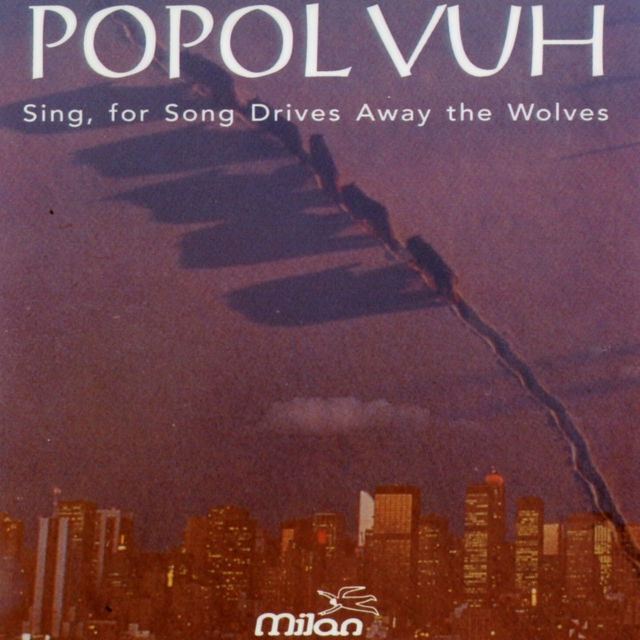 Couverture de Sing, for Song Drives Away the Wolves