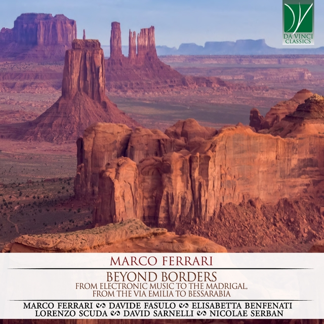 Marco Ferrari: Beyond Borders