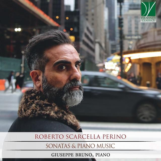 Roberto Scarcella Perino: Sonatas & Piano Music