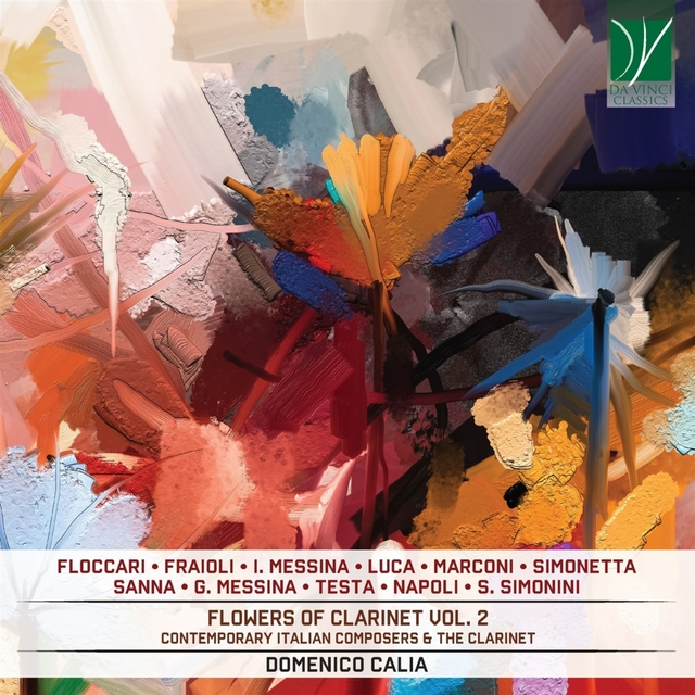 Flowers of clarinet Vol. 2