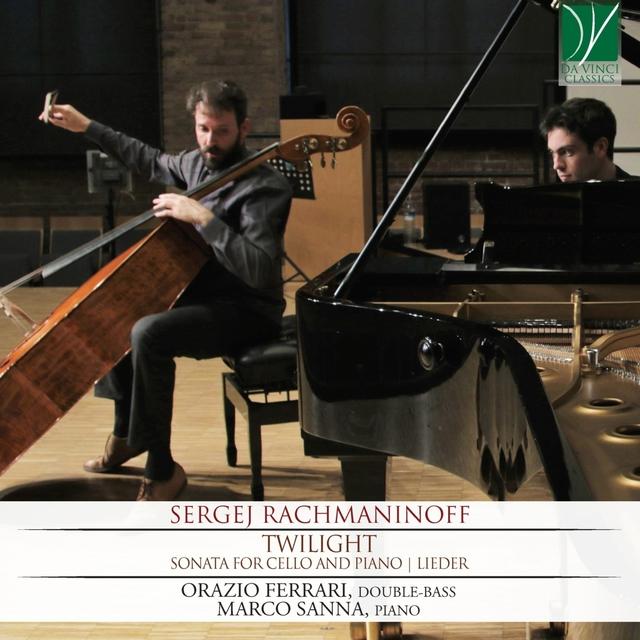 Sergej Rachmaninoff: Twilight, Sonata for Cello and Piano, Lieder