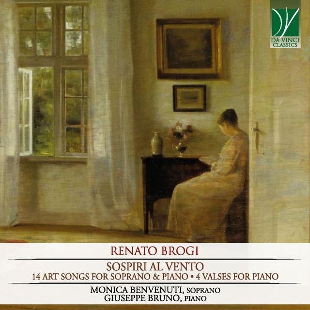 Renato Brogi: Sospiri al vento