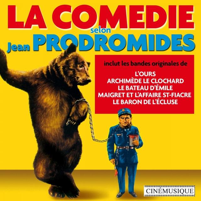 La comédie selon Jean Prodromidès