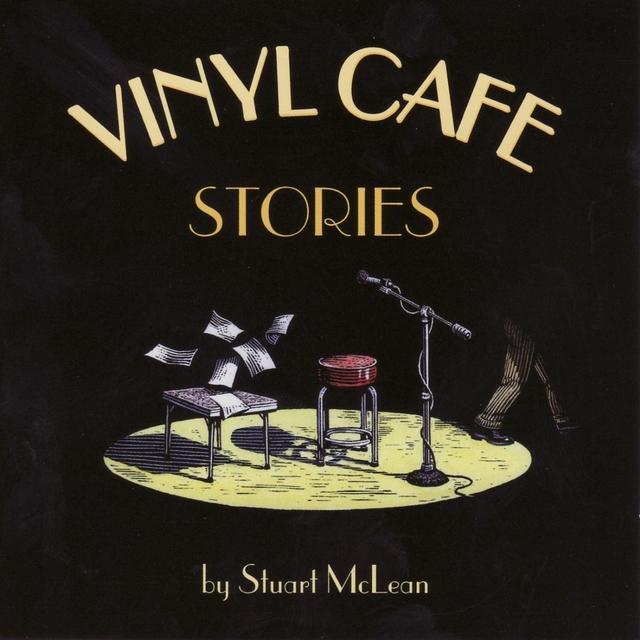 Couverture de Vinyl Cafe - Stories