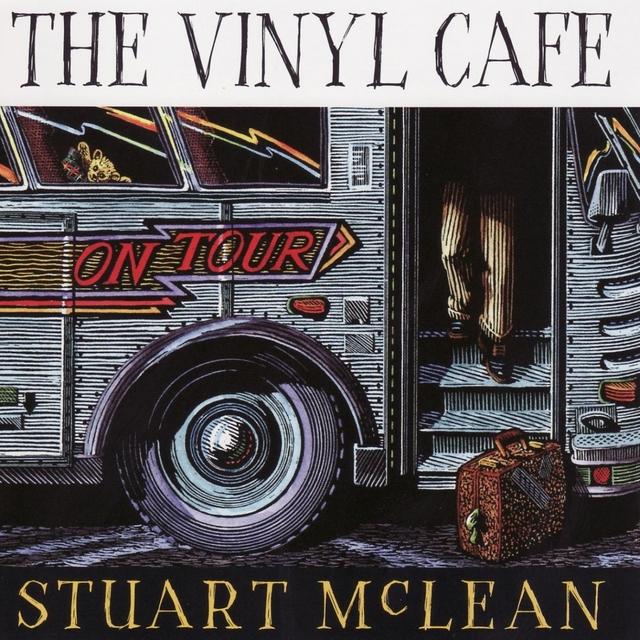 Couverture de The Vinyl Cafe - On Tour