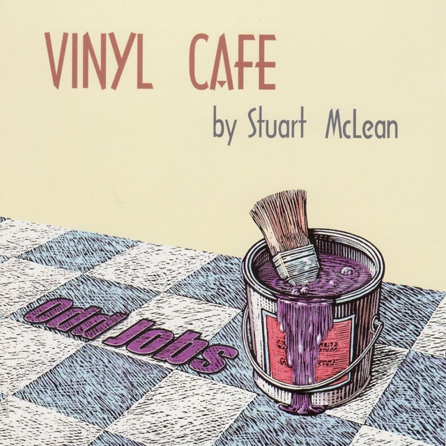 Couverture de Vinyl Cafe - Odd Jobs