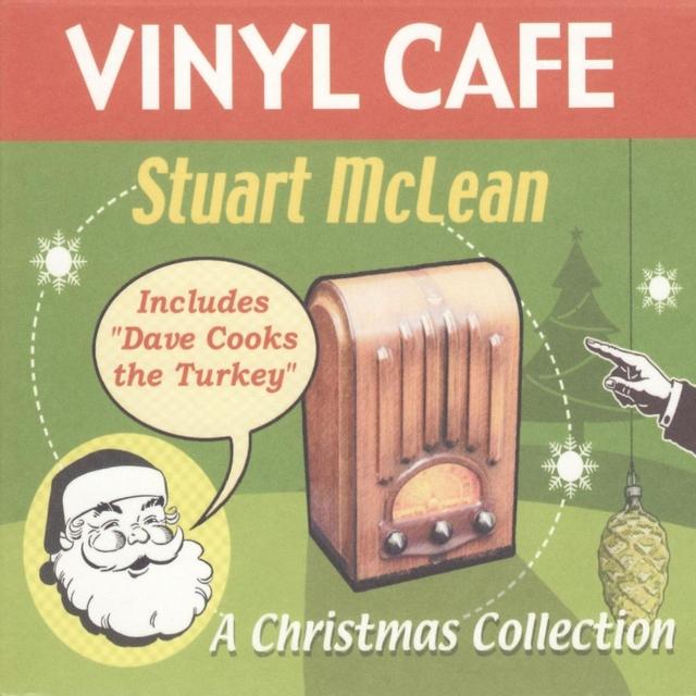 Couverture de Vinyl Cafe - A Christmas Collection