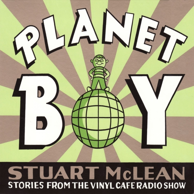 Couverture de Vinyl Cafe Planet Boy