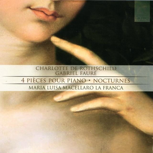 4 Pièces pour piano: Nocturnes