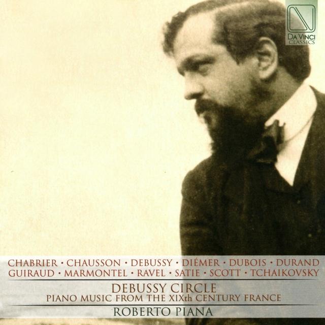 Debussy Circle