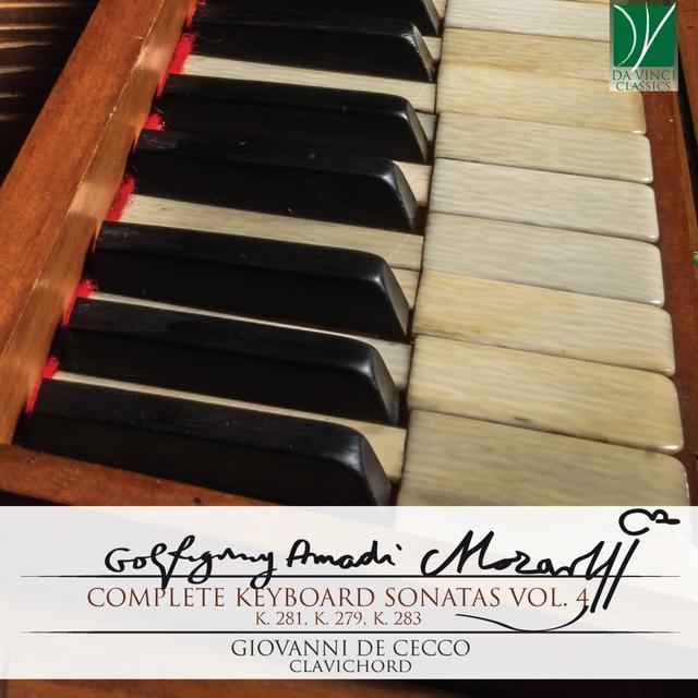 Mozart - Complete Keyboard Sonatas Vol. 4