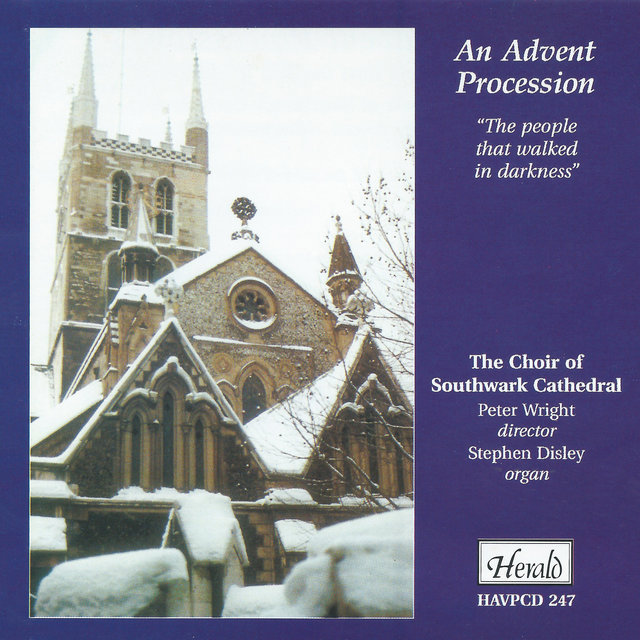 """An Advent Procession: """"The People That Walked in Darkness"""""""