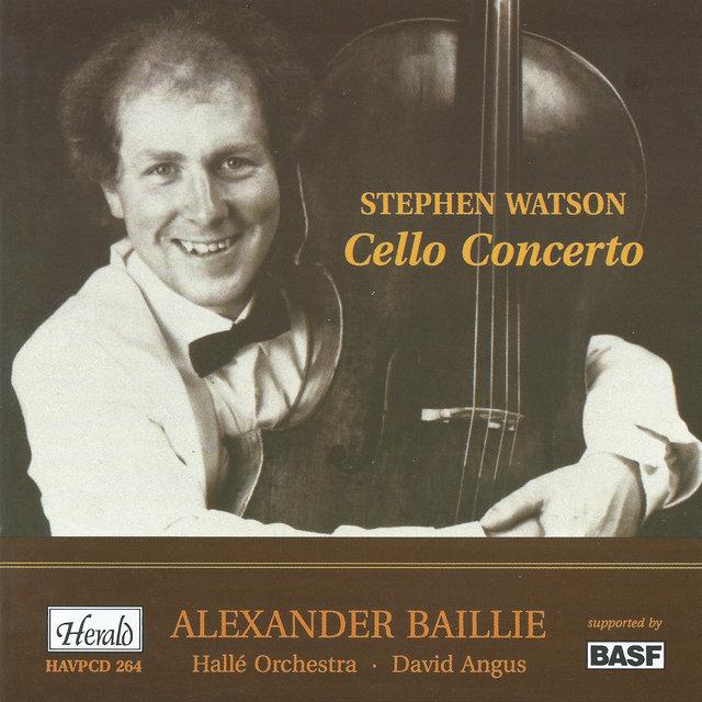 Watson: Cello Concerto