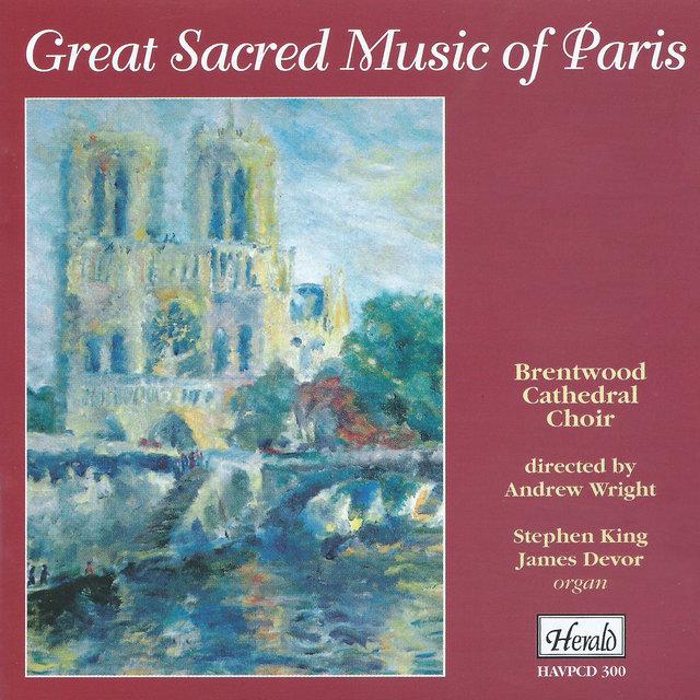 Great Sacred Music of Paris