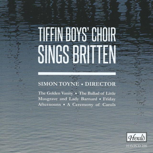Tiffin Boys' Choir Sings Britten