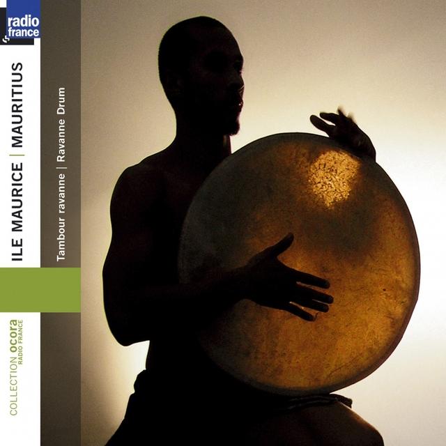 Mauritius - Ile Maurice : Tambour Ravanne Drum