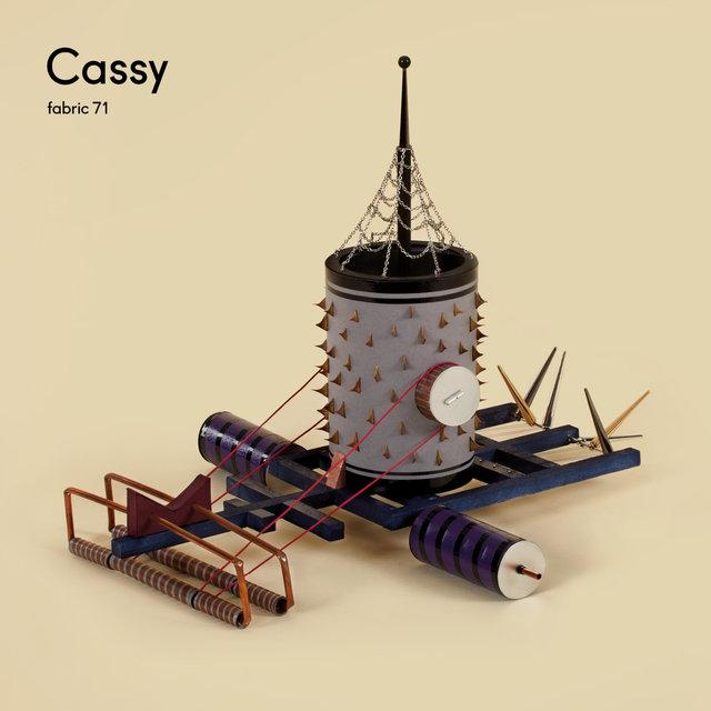 fabric 71: Cassy