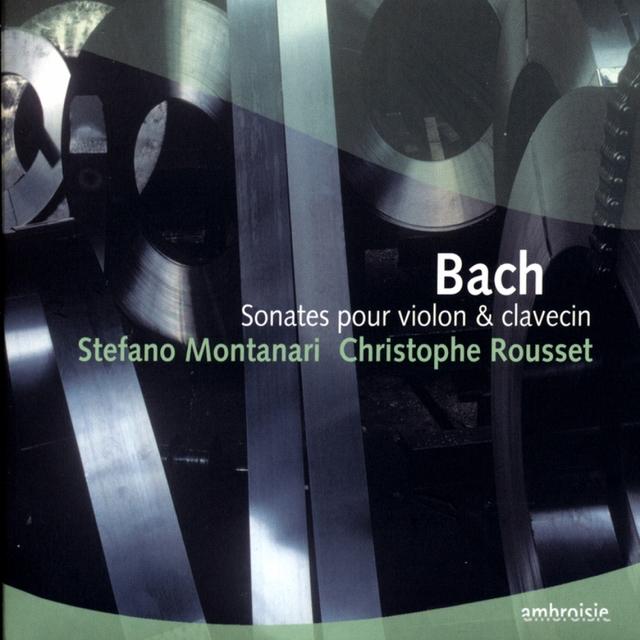 Bach: Sonates Pour Violon & Clavecin