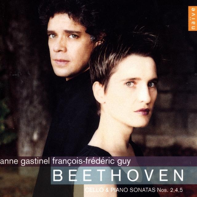 Beethoven: Sonatas (Cello and Piano N° 2, 4 & 5)