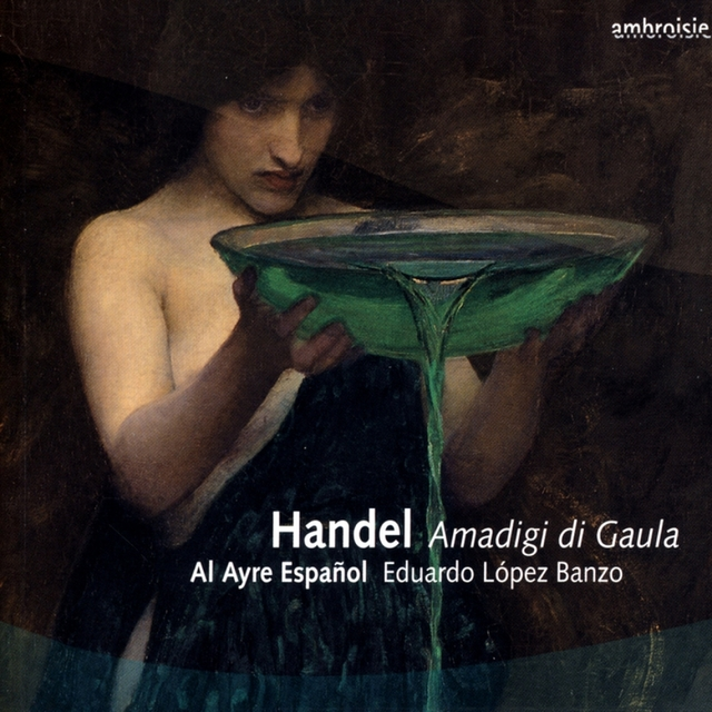 Haendel: Amadigi