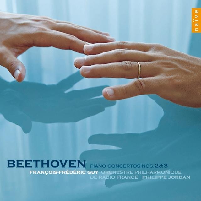 Beethoven: Concerto pour piano et orchestre Nos. 2 & 3
