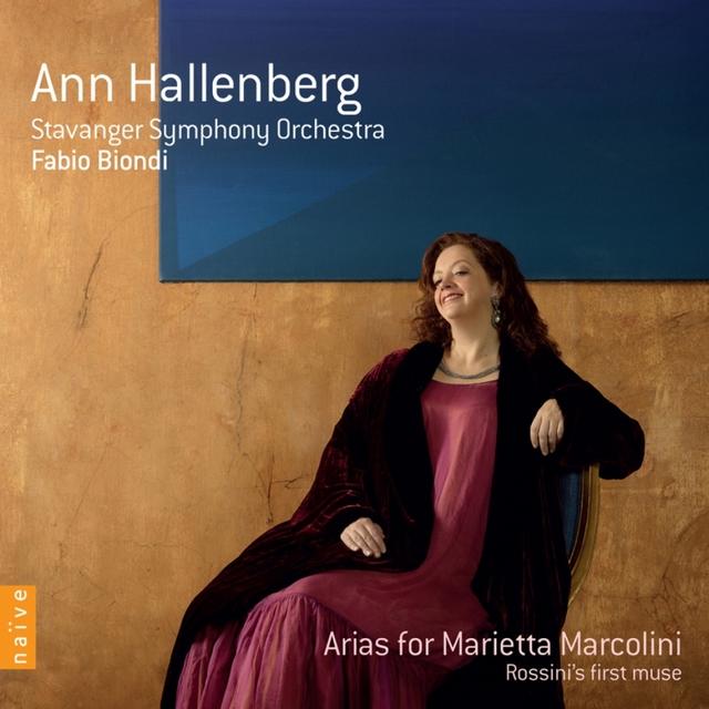 Arias for Marietta Marcolini (Rossini's First Muse)