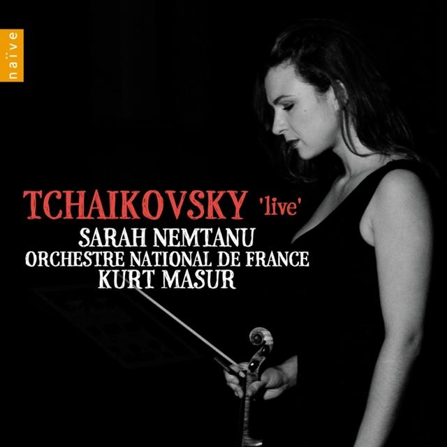 Tchaïkovsky 'Live'