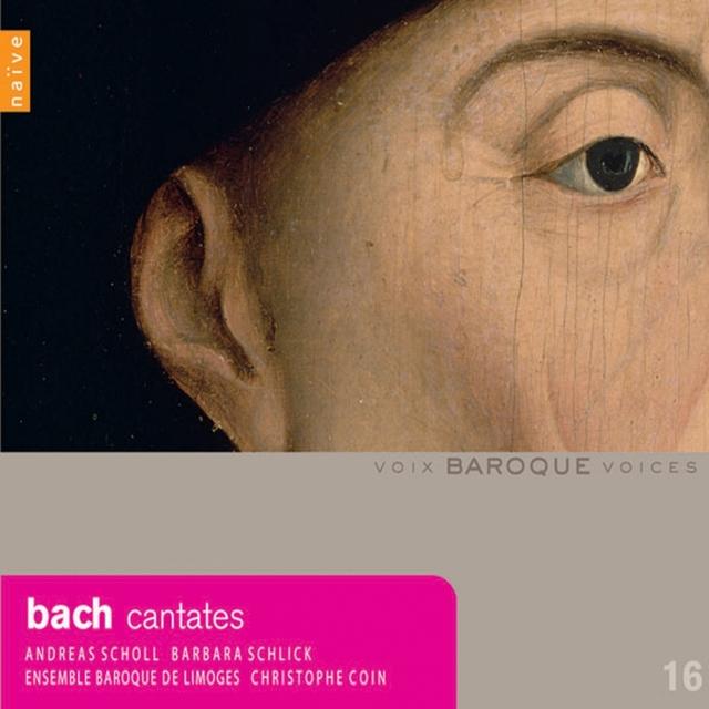 Couverture de Bach: Cantatas BWV 6, 41 & 68