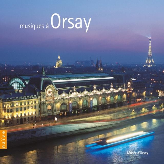 Couverture de Musiques à Orsay
