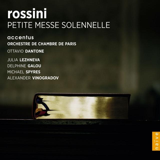 Couverture de Rossini: Petite messe solennelle