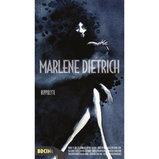 Couverture de BD Music Presents Marlene Dietrich