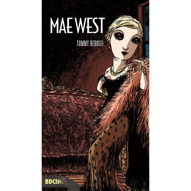 Couverture de BD Music Presents Mae West