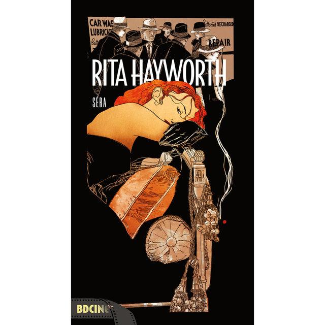 Couverture de BD Music & Séra Present Rita Hayworth
