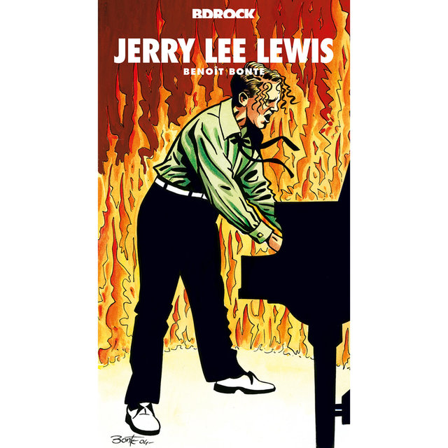 BD Music Presents Jerry Lee lewis