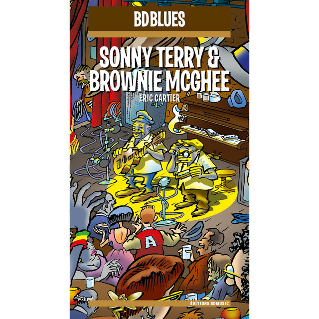 BD Music Presents Sonny Terry & Brownie McGhee