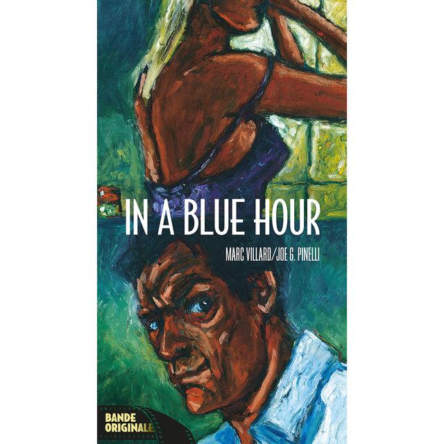 Couverture de BD Music Presents In a Blue Hour
