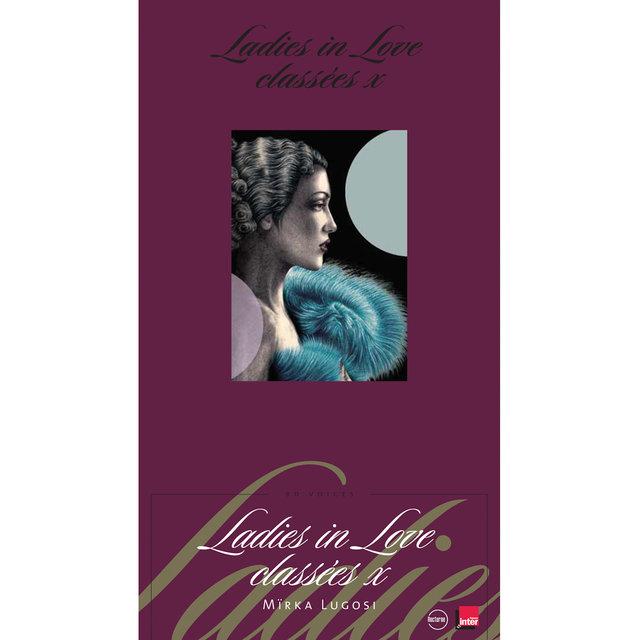 Couverture de BD Music Presents Ladies in Love: Classées X