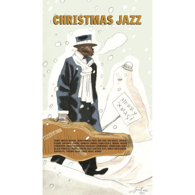 Couverture de BD Music Presents Christmas Jazz