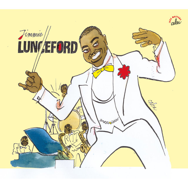 Couverture de BD Music & Cabu Present Jimmie Lunceford