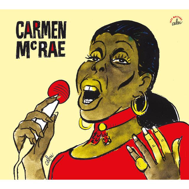 Couverture de BD Music & Cabu Present Carmen McRae