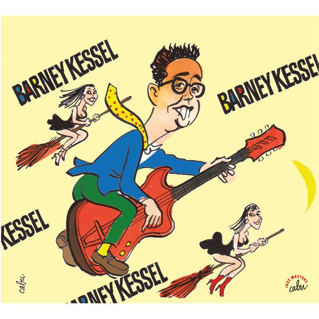 Couverture de BD Music & Cabu Present Barney Kessel