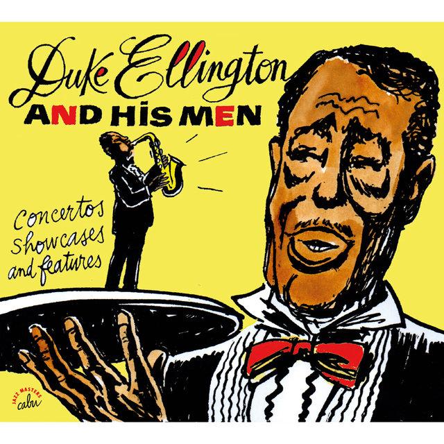 Couverture de BD Music & Cabu Present Duke Ellington and His Men