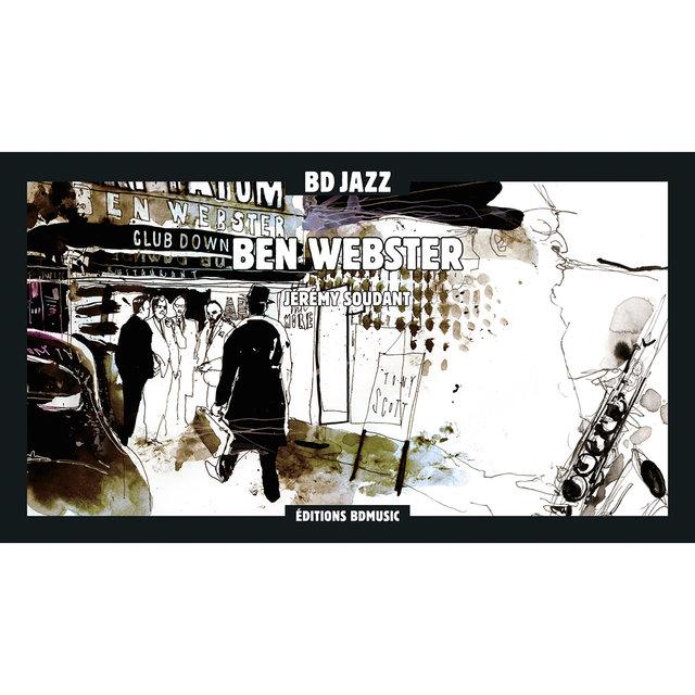 Couverture de BD Music Presents Ben Webster