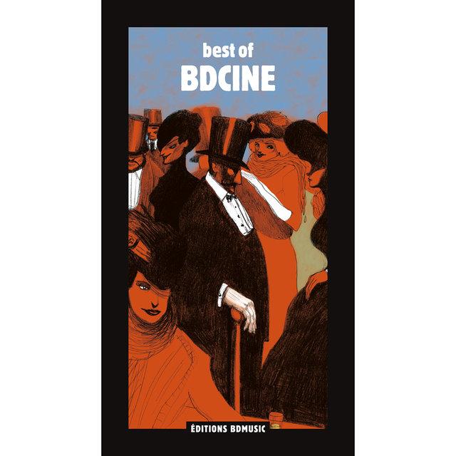Couverture de BD Music Presents BD Ciné