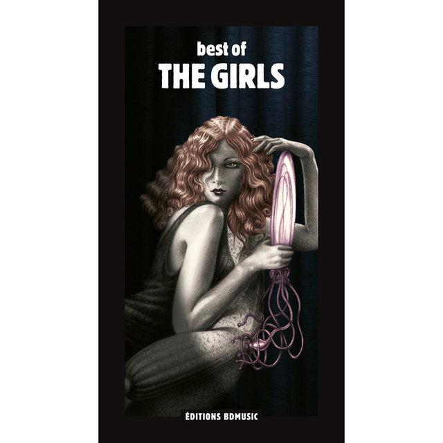 Couverture de BD Music Presents the Girls