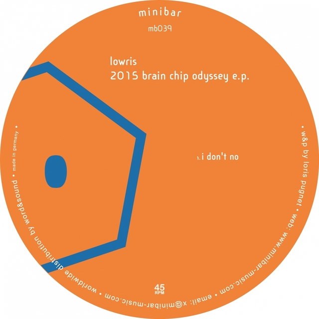 2015 Brain Chip Odyssey EP
