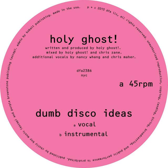 Couverture de Dumb Disco Ideas