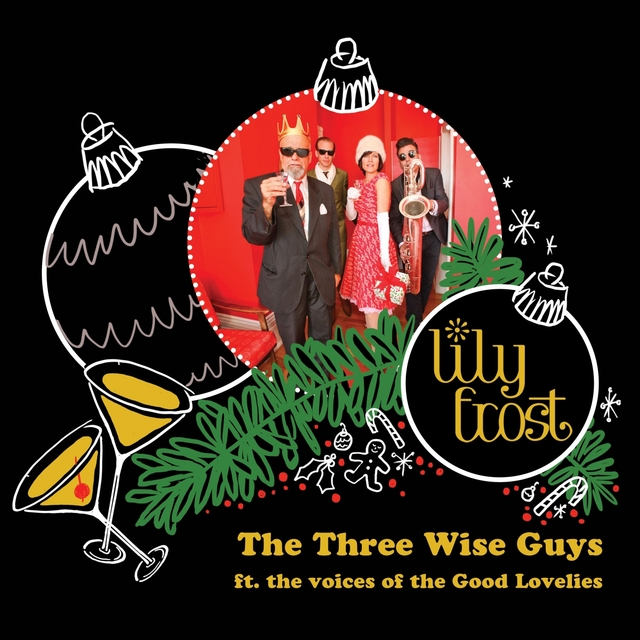Couverture de The Three Wise Guys